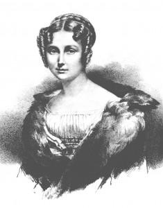 Johanna Friederike geb. Pastor
