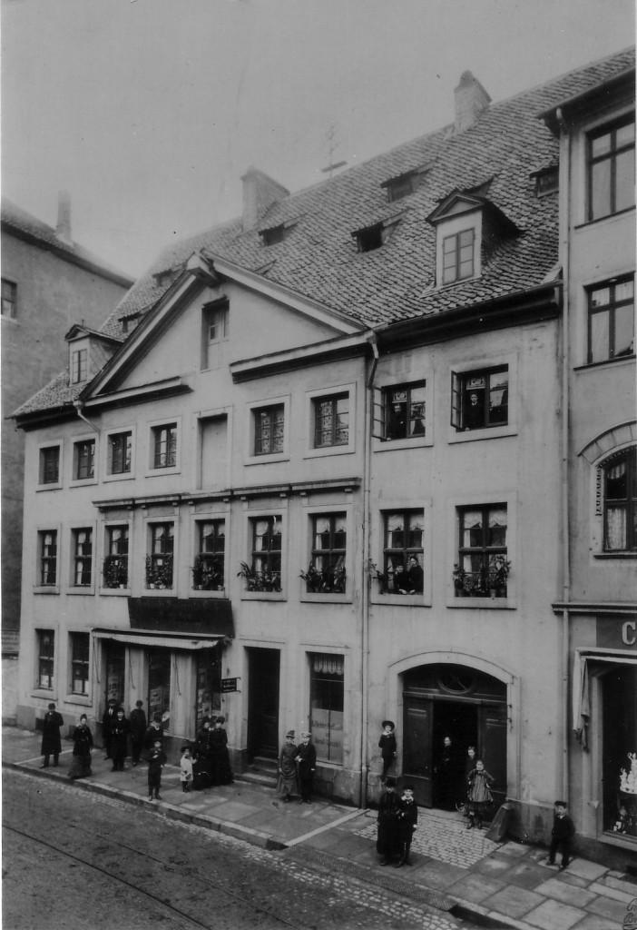 Haus Damm 17 in Braunschweig