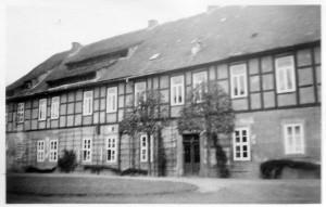 Eggersen Wohnhaus -ca. 1965