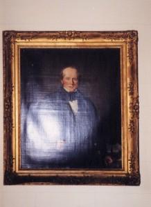 Eingangsbereich-Portrait John Cockerill