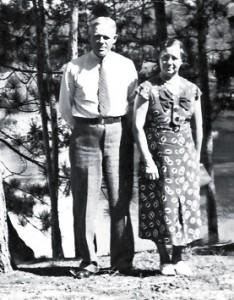 Henry + Anna Erichsen -1934