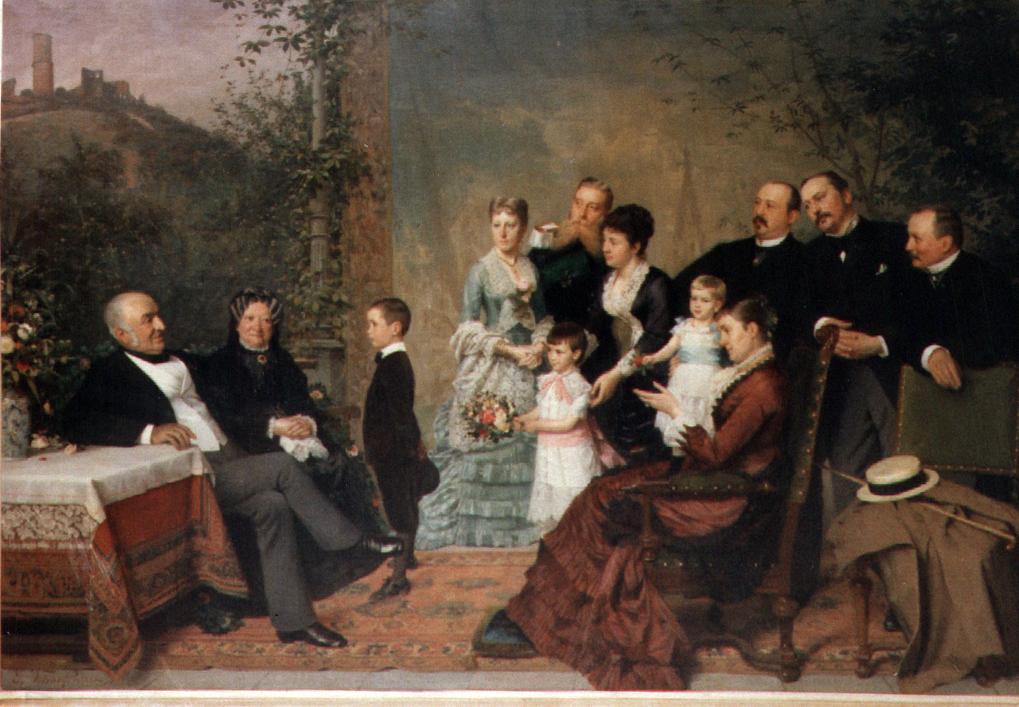 Familie Rautenstrauch
