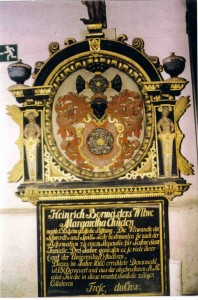 Gedenktafel Burmeister-Chüden