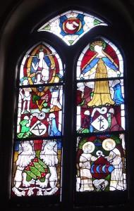 Glasfenster HeiligGeistUelzen