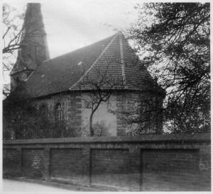 Kirche in Grasdorf