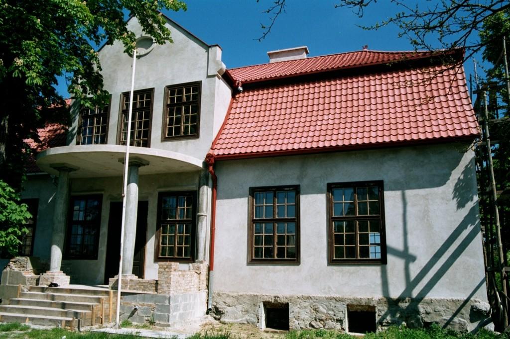 Gutshaus Brück 1995  -2