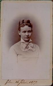 Maria Suermondt,geb. Rau