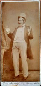 Henry Suermondt als Schauspieler