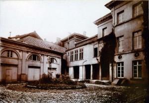 Adalbertstraße - Wohnhaus Suermondt