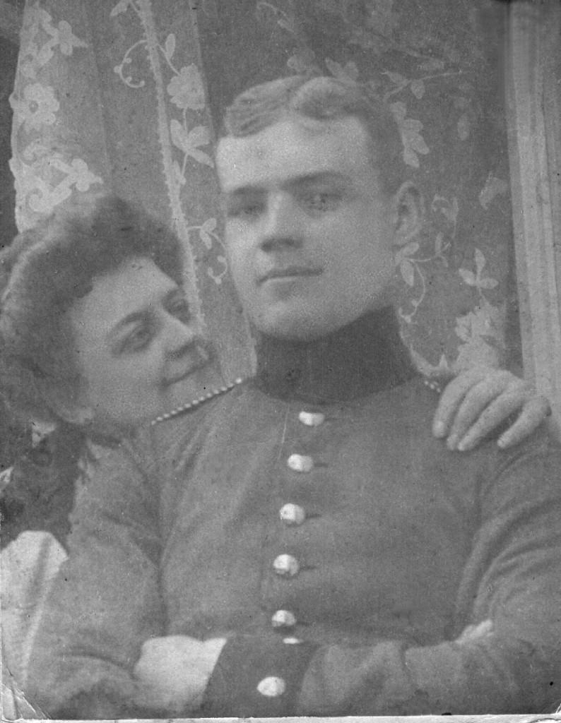 Lili Claassen und Henning