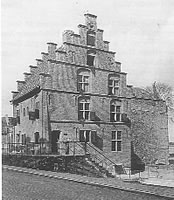 -Haus drie colven