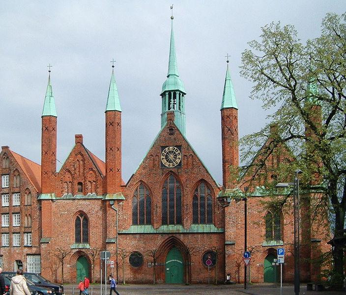 Heilig-Geist-Hospital in Lübeck