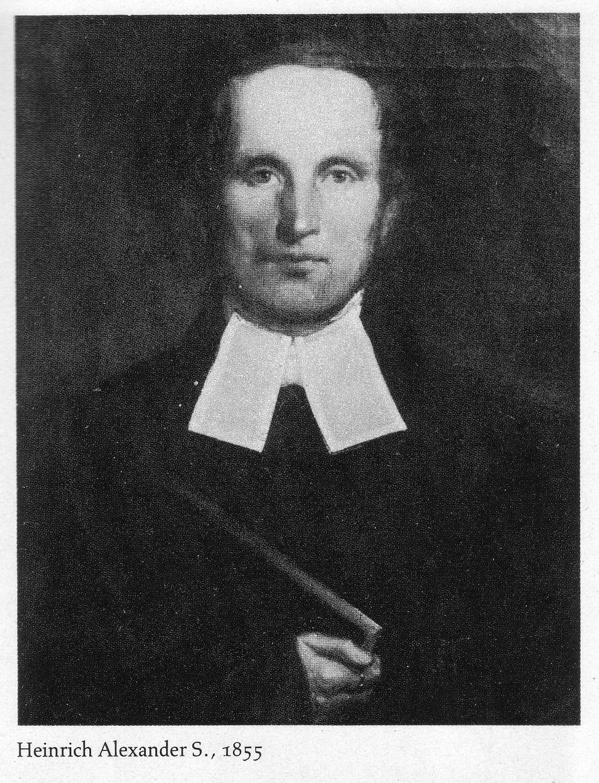 Heinrich Alexander Seidel