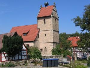 Kirche in Henfstedt