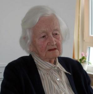 Inge Becker geb. Roemer