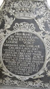 Schmucksarg Joh.Louise Voigt