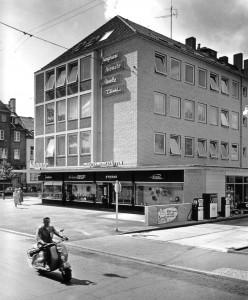 Königstraße 30, Hannover, 1959