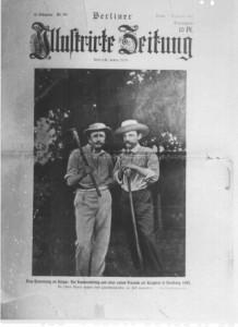 Max und Krupp 1885