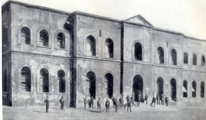 Kaserne in Samarang