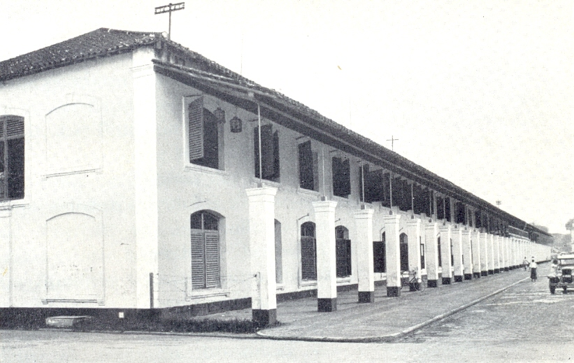 Kaserne_Samarang