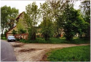 Klein Zindel - Hofanlage - 1995