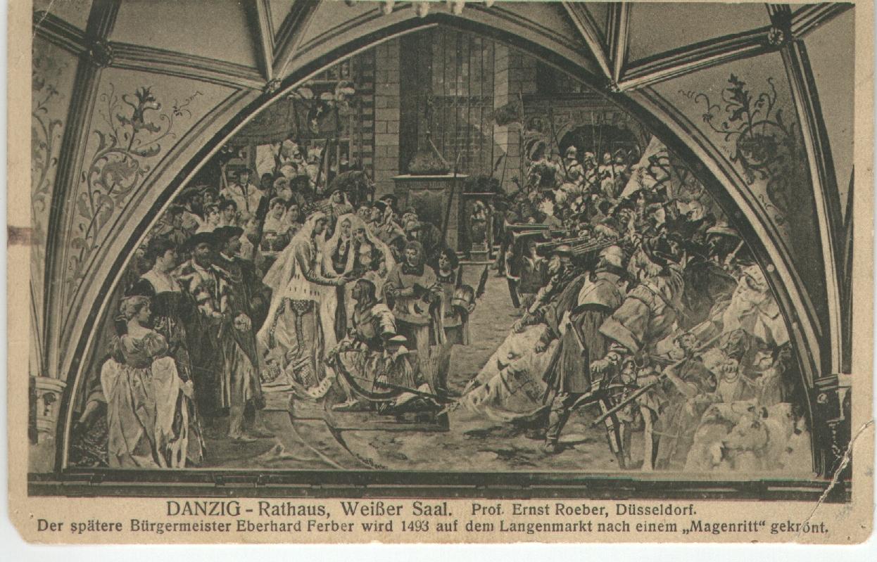 Rathaus Danzig