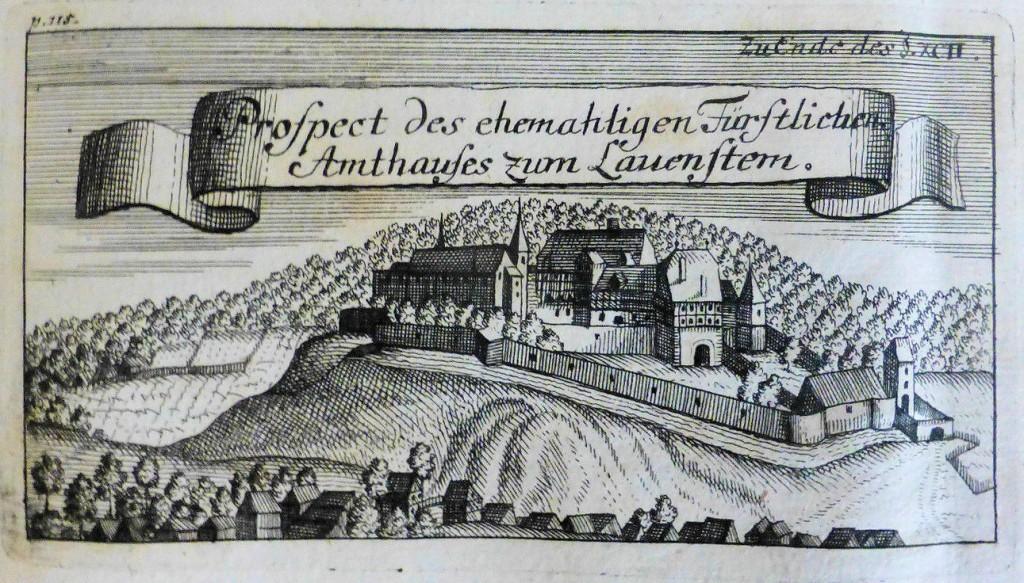 Lauenstein-Amtshaus
