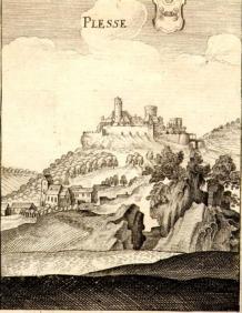 Merian Burg Plesse