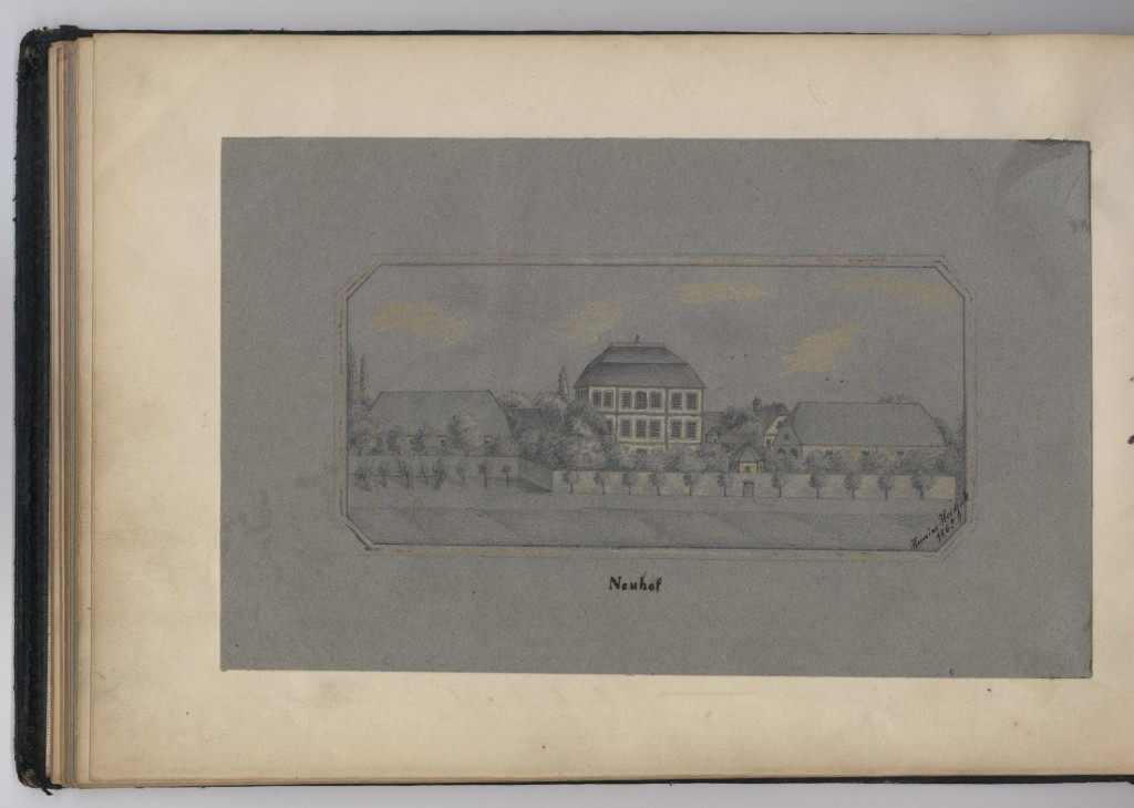 Gut Neuhof 1862