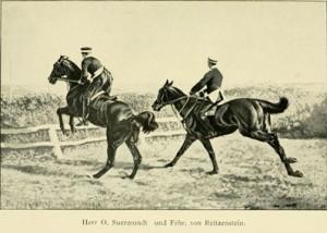 Otto Suermondt - v.Reitzenstein
