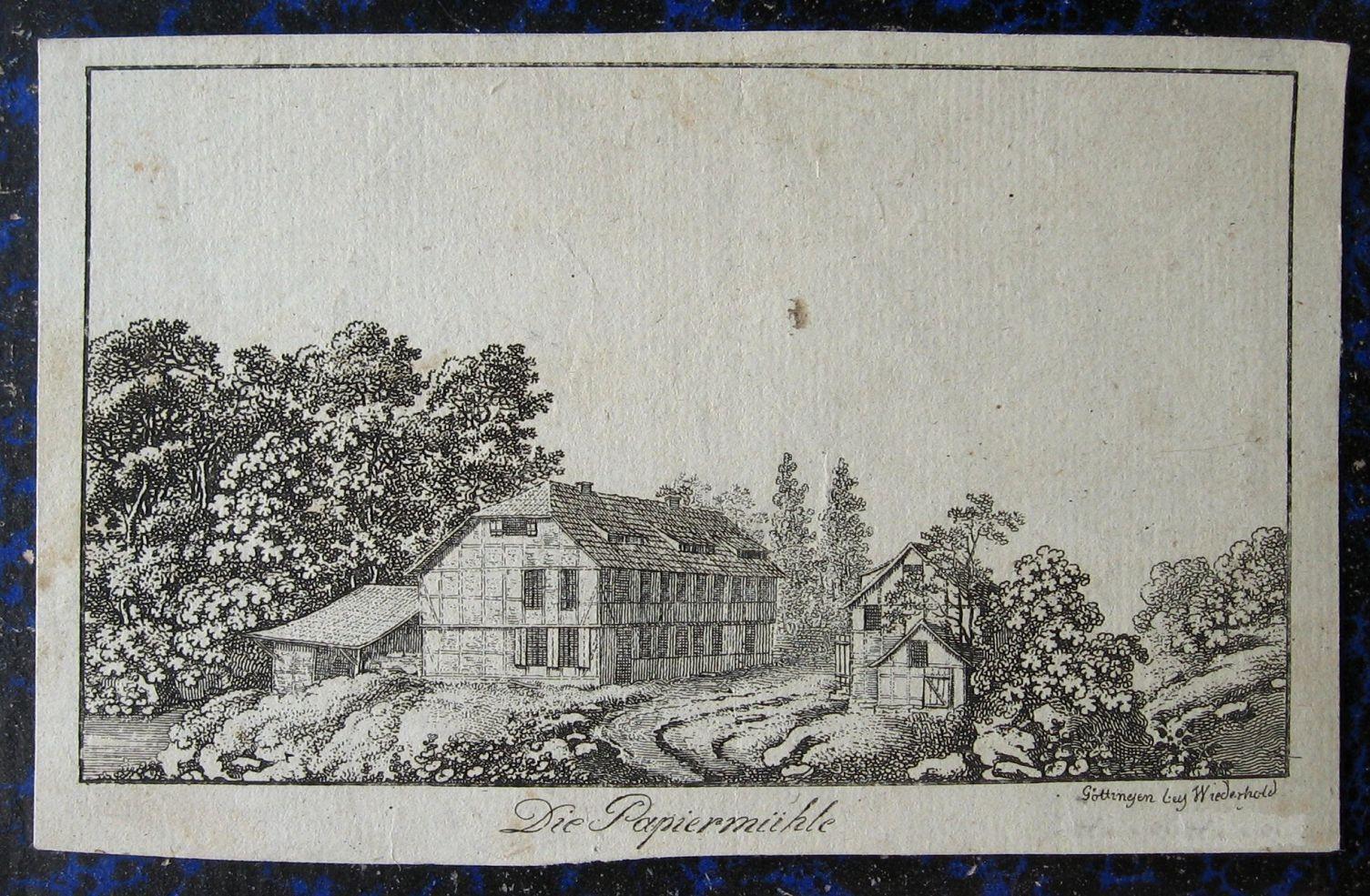 Papiermühle Weende
