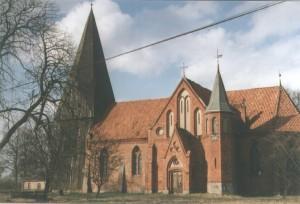 Die Kirche in Parum
