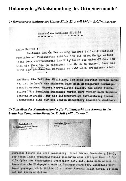 Pokalsammlung Suermondt-1944-1947