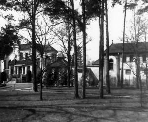 Rittmeister-Villa um 1900