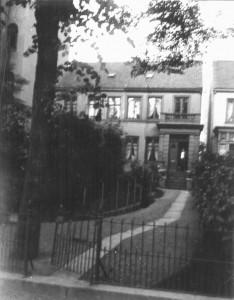 Wohnhaus Grindelberg