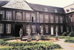 Seraing - Innenhof