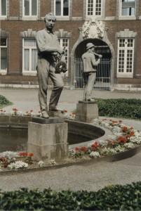 Seraing - Innenhof -