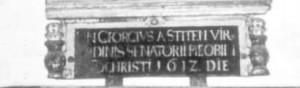 Epitaph  Jürgen von Stiten
