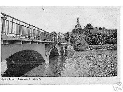 Suermondt-Brücke Lyck