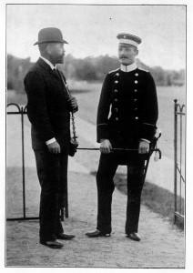 R.ThenBerg und Otto Suermondt