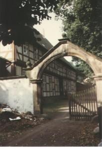Amtshaus-Schloß Ricklingen