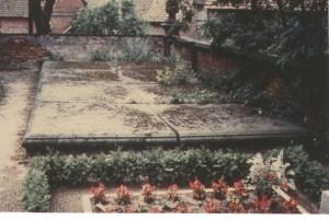 Grabplatten Voigt in Schloß Ricklingen