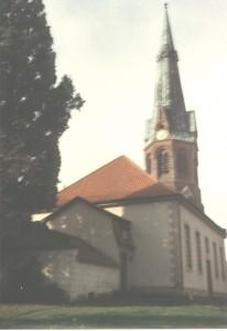 Kirche in Horst