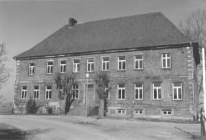 Amtshaus in Westen