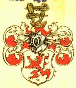 Wappen Pentz