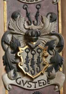 Wappen von Gustedt