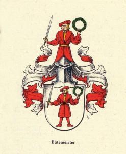 Wappen Bütemeister