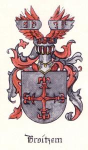 Wappen Broitzem