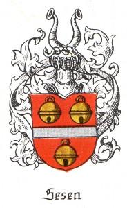 Wappen Sesen