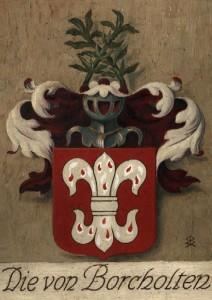 Wappen von Borcholten